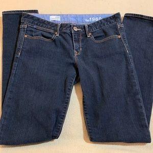 Size 8 29 Gap Always Skinny Jeans